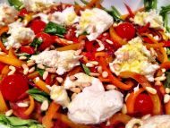 Mozzarella Peperato