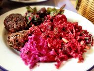 Beetroor 4 ways