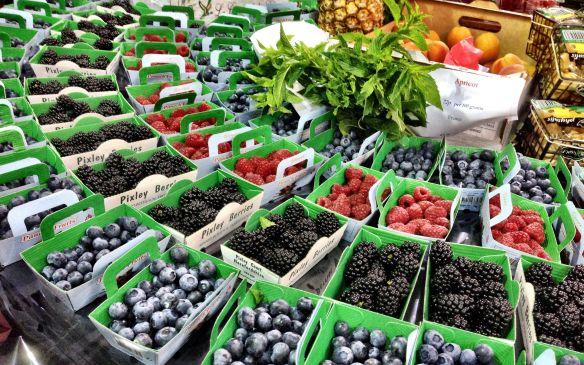 Berries - Borough Market