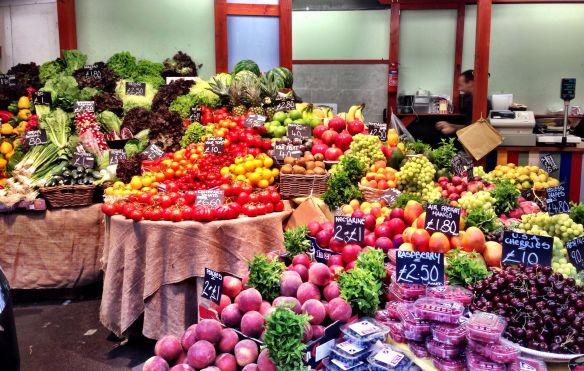 Fruit and Veg - Borough Market