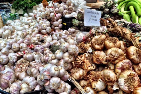 Garlic - Borough Market