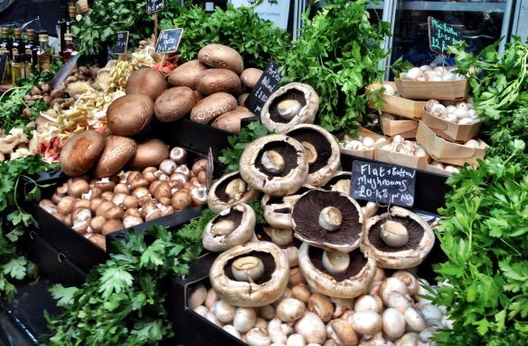 Mushrooms 2 - Borough Market
