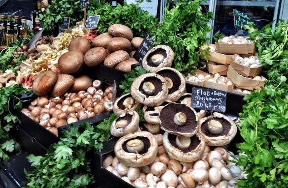 Mushrooms 2 - Borough Market