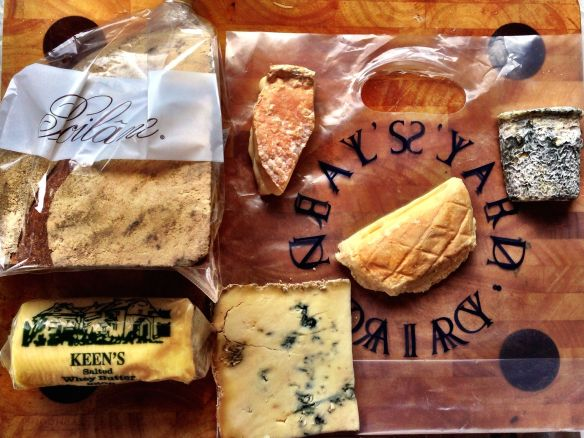 Neals Yard Cheese