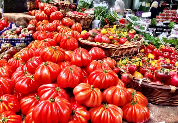 Tomatoes - Borough Market