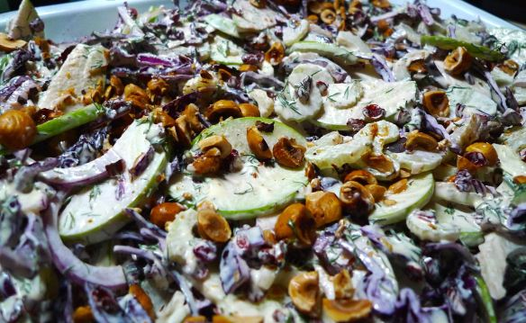 Sort of Waldorf Salad