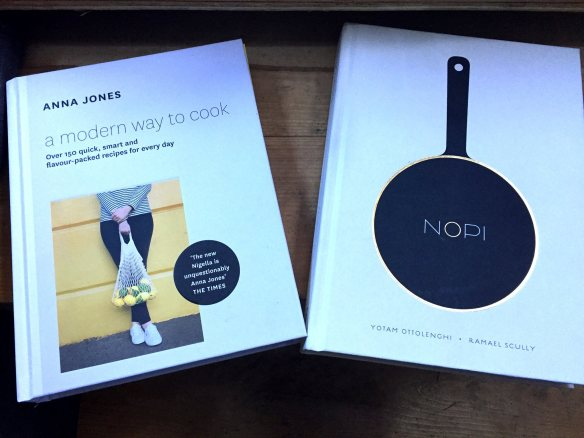 NOPI and A modern way to cook books